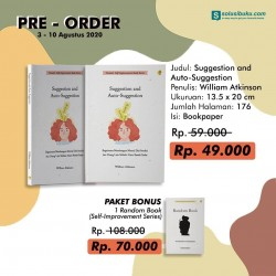 PRE ORDER - The Suggestion and Auto-Suggestion William Atkinson