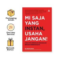 Buku Mi Saja Yang Instan, Usaha Jangan - Andaliman Books - De Simanjuntak