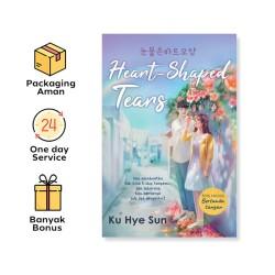Buku Heart-Shaped Tears (Noura Books)