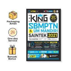 PRE-ORDER! THE KING BEDAH KISI2 SBMPTN & UM MANDIRI SAINTEK 2020-2021 / FORUM EDUKASI