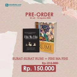 PRE ORDER - Surat Surat Rumi + Fihi Mafihi