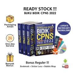 Panduan Resmi Bidik CPNS 2022 Bonus CD - Forum Edukasi