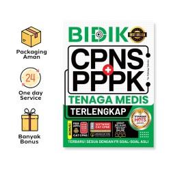 Tenaga Medis : Bidik CPNS + PPPK Terlengkap (Forum Edukasi)