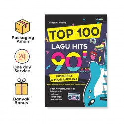Top 100 Lagu Hits 90'An Indonesia & Mancanegara (Checklist)