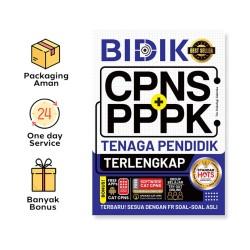 Tenaga Pendidik : Bidik CPNS + PPPK Terlengkap (Forum Edukasi)