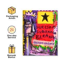 Buku Goresan Seorang Berandal Mohan Hazian (Shira Media) Free Sticker Pack