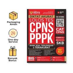 Diktat Akurat Lolos Tes Cpns & Pppk : Bank Soal Terlengkap & Terakurat
