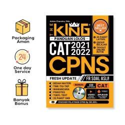 The King Panduan Lolos Cat Cpns 2021/2022