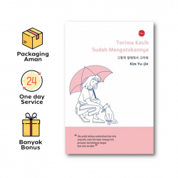 Buku Terima Kasih Sudah Mengatakannya (Aria Media) FREE NOTES
