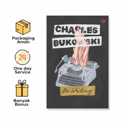 BUKU ON WRITING - CHARLES BUKOWSKI - SHIRA MEDIA