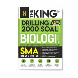 BIOLOGI SMA: THE KING DRILLING 2000 SOAL (FORUM EDUKASI)