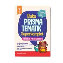 BUKU PRISMA TEMATIK SUPERKOMPLET KELAS 2 SD // CHARISSA