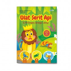 ULAT SERIT API & 49 DONGENG SERANGGA LAINNYA // CHECKLIST
