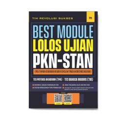 BEST MODUL LOLOS UJIAN PKN-STAN // ISTANA MEDIA
