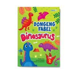 Jilid 2 : Dongeng Fabel Dinosaurus