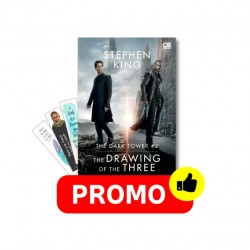 The Dark Tower#2: The Drawing of the Three - Bestseller
