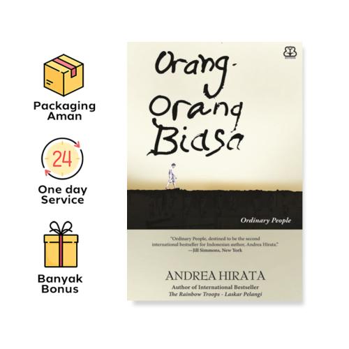 Buku Orang-Orang Biasa : Original Story (Bentang Pustaka)