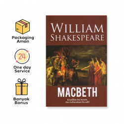 Buku Macbeth - William Shakespeare - Basa Basi