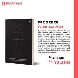 Pre-Order Agnosthesia - Maria Frani Ayu (Buku Mojok)