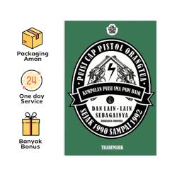 Buku Puisi Cap Pistol Orangtua HC (The Panasdalam Publishing)