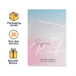 Buku Segaris Rindu - SARAH AULIA - Transmedia