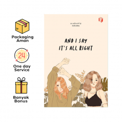 "Art Book ""And I Say It's All Right"" Hardcover (Shira Media) Helloditta"