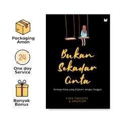 Buku Bukan Sekadar Cinta (Buku Mojok)