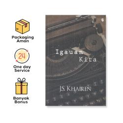 Igauan Kita Karya J.S. Khairen Bonus Bookmark (Bukune)