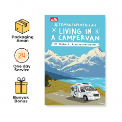 Living in A Campervan #TemanTapiMenikah - (Elex Media Komputindo)
