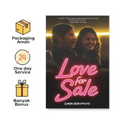 Buku Love For Sale (Noura Books)