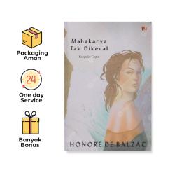 Buku Mahakarya Tak Dikenal - Honoré de Balzac (Diva Press)
