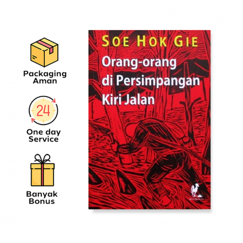 Buku Orang-Orang di Persimpangan Kiri Jalan - Soe Hok Gie - Mata Bangsa