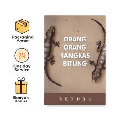 Buku Orang-orang Rangkasbitung - W. S. Rendra - Diva Press