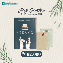 Pre-Order Novel KEKANG - Steffani Bella - Gagas Media