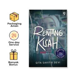 Buku Rentang Kisah - Gita Savitri