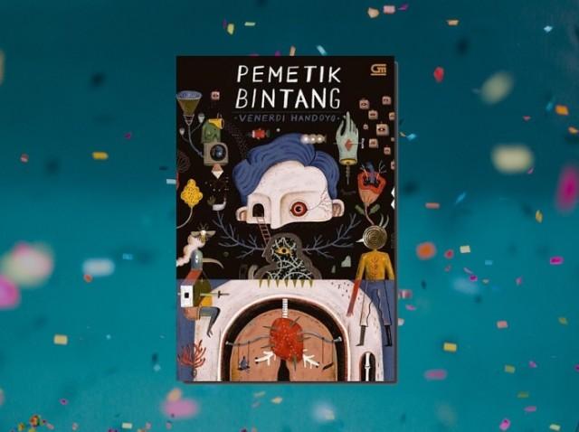 """""""Pemetik Bintang"""" Novel Venerdi Handoyo, tentang Keberanian Bersuara"""