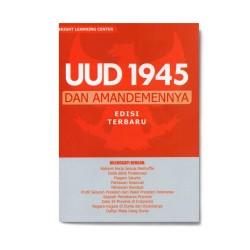 Ed. Terbaru Uud 1945 & Amandemennya