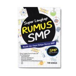 Super Lengkap Rumus Smp