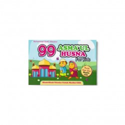 99 Asmaul Husna For Kids