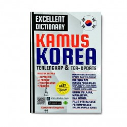 Kamus Korea : Excellent Dictionary