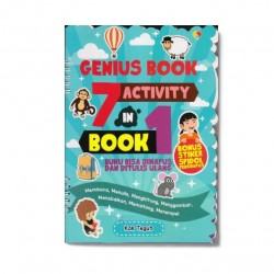 Genius Book 7 Activity In 1 Book