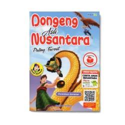 Dongeng Asli Nusantara Paling Favorit