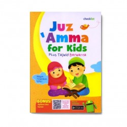Juz Amma For Kids Plus Tajwid Berwarna
