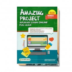 Amazing Project; Aplikasi Ujian Online Full Ajax