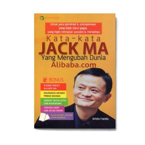Kata-Kata Jack Ma