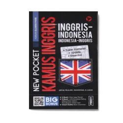 New Pocket Kamus Inggris: Ing-Ind;Ind-Ing