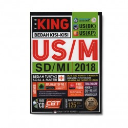 Bedah Kisi2 Us/M Sd/Mi 2018: The King
