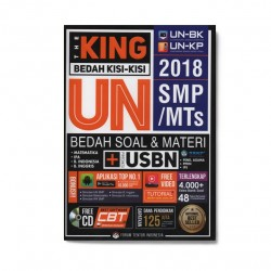 Bedah Kisi2 Un Smp/Mts 2018: The King