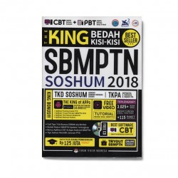 Sbmptn Soshum 2018: The King Bedah Kisi2