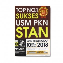 Top No 1 Sukses Usm Pkn Stan 2018